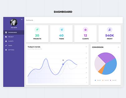 Dashboard prototype