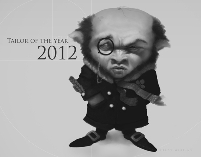 Tailor of the year - 2012