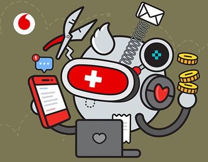 Vodafone Smart Coach - İnterneti Seviyorum