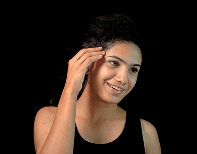 carbon bae face masque ad film