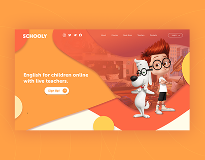 Online English School