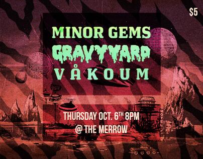 Gravyyard Posters