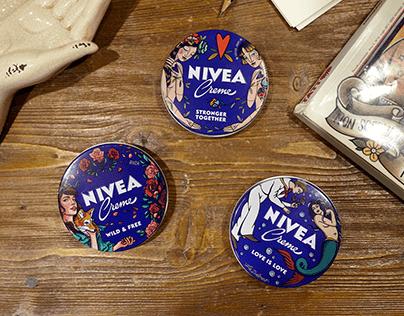 NIVEA Creme - Limited Edition Tattoo