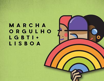 22nd Lisbon's LGBTI+ Pride Parade