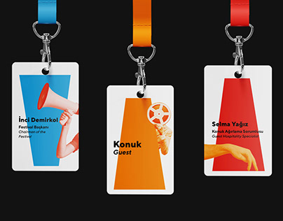 Ankara Film Festival Identity Design/Graduation Project