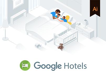 Google Hotels, reviews