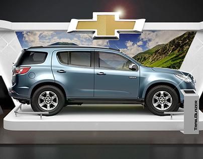 Stand Chevrolet Selective / Cartagena 2015