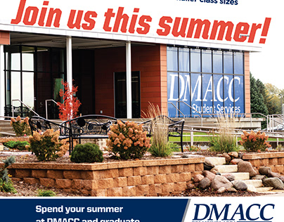 DMACC ad for Summer