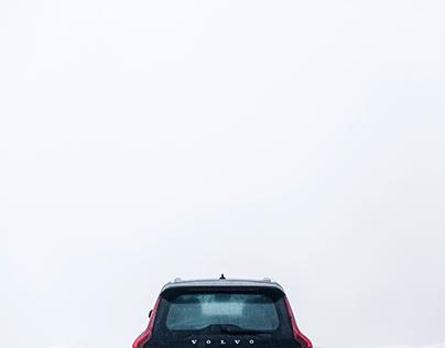 Volvo XC 90 - Winter