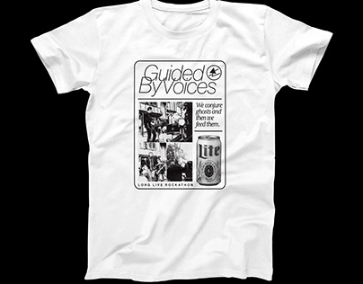 Guided By Voices - Tshirt