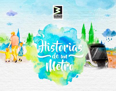e-book Historias de un Metro