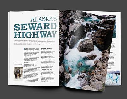 National Geographic: Alaska's Seward Highway