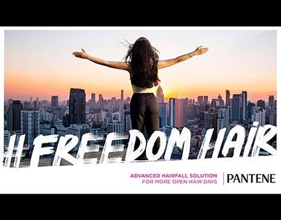 Pantene - Freedom Hair Anthem