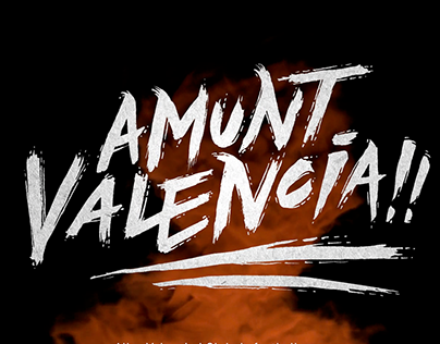 Valencia CF - Fear is optional (Animation Project)