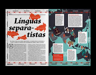 Separatist Languages