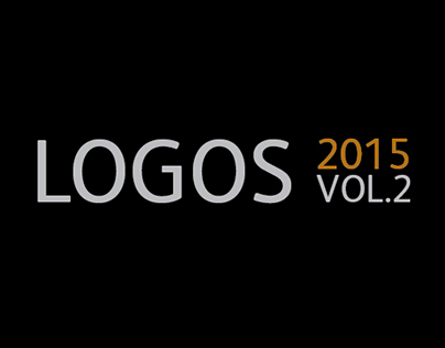 Logos vol.2 2015