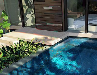 Bali study