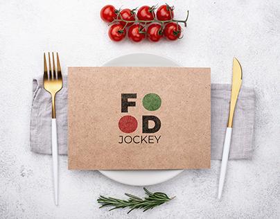 Branding / Logo Design for Food Jockey