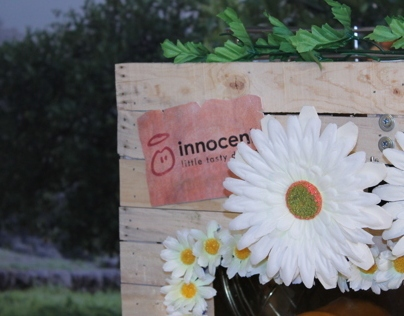 Innocent Drinks Ireland Blog content