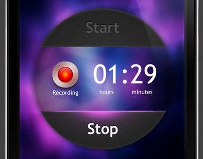 Time Tracker UX/UI Design