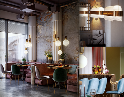 The new project of the restaurant №2