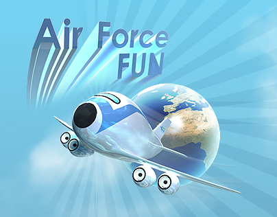 Air Force Fun - Facebook App