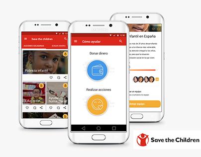 App Save the Children
