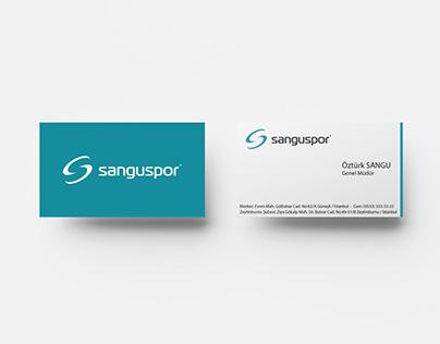 Sangu Spor Corporate Identity