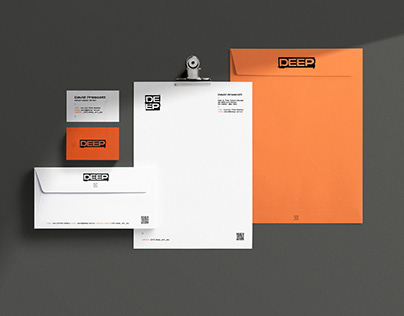 DEEP | Photography & Branding Project
