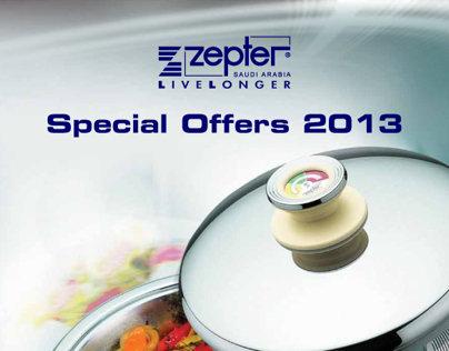 Zepter Special Offers 2013