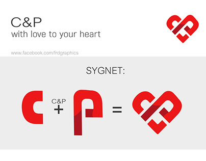 C&P Logo Heart Project
