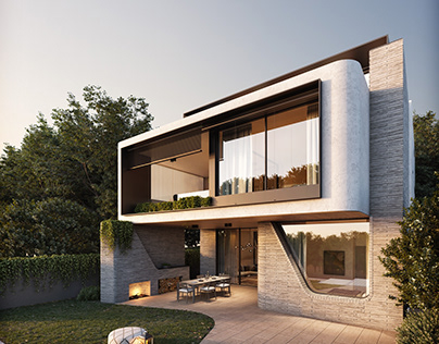 Residential house in Melbourne