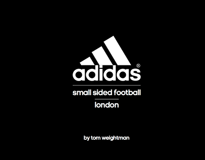 Adidas - Small Sided Football - London - 2015