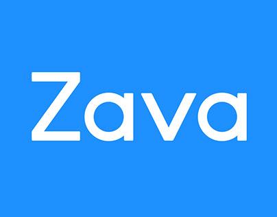 Zava: Brand Identity