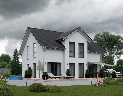 House in Germany №001