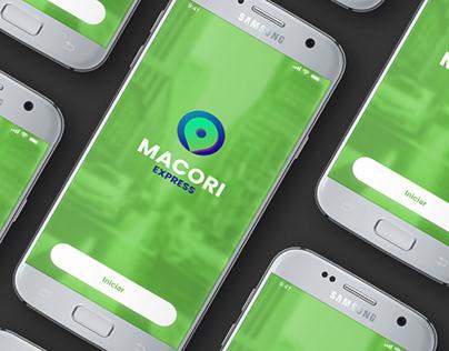 Macori Express - App