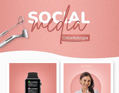 Social Media Dentista | Clínica Odontológica