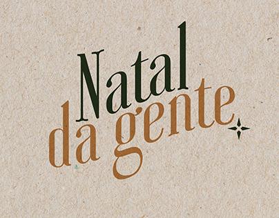 """Campanha """"Natal da Gente"""" / Prefeitura de Pinhalzinho"""