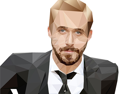 Digital Illustration - Ryan Gosling