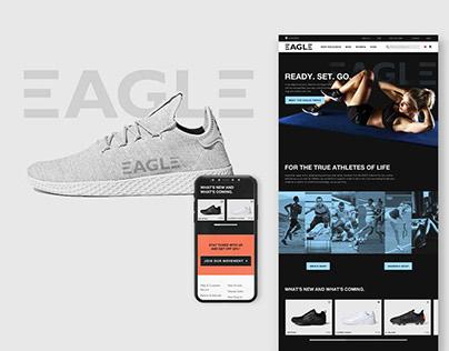 Ecommerce website - UX/UI Design