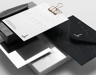 Mont Blanc Mármore | Visual Design