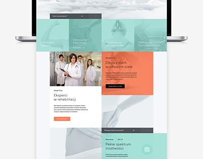 Osso - website design