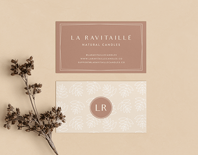 La Ravitaillé - Branding