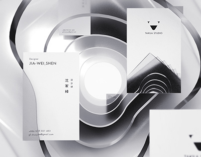 龍舌蘭設計 - 視覺識別 / TAKILA STUDIO - Visual Identity