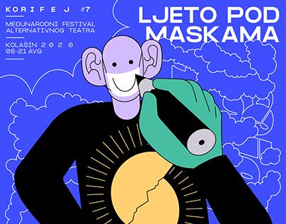 Korifej Festival 7: Summer Under Masks