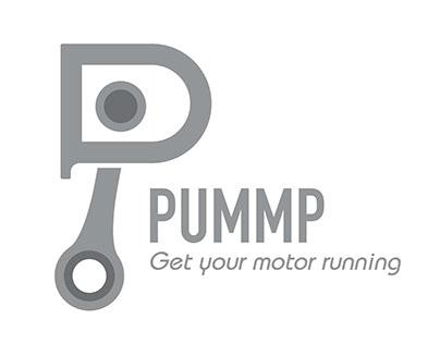 PUMMP dating site brand work