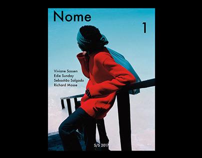Nome - Photography Magazine