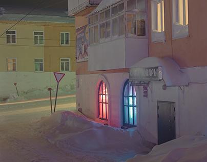 A Small Town in Siberia III