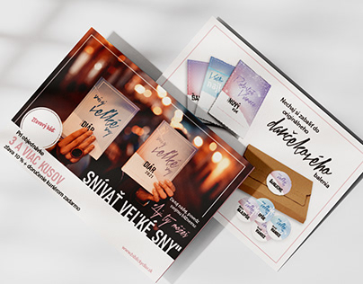 Biblický diár 2021/Biblic diary 2021 - Gift wrapping