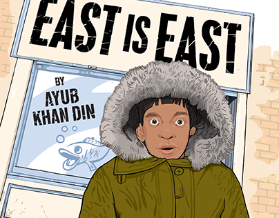 Northern Stage: East is East